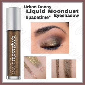 "Urban Decay ""Spacetime"" Liquid Moondust Eyeshadow"
